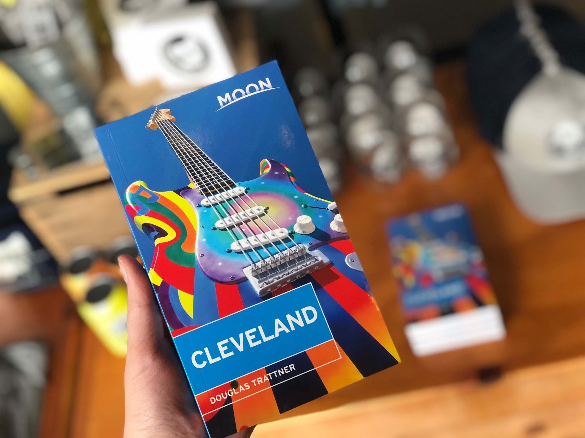 Cleveland book by Douglas Trattner