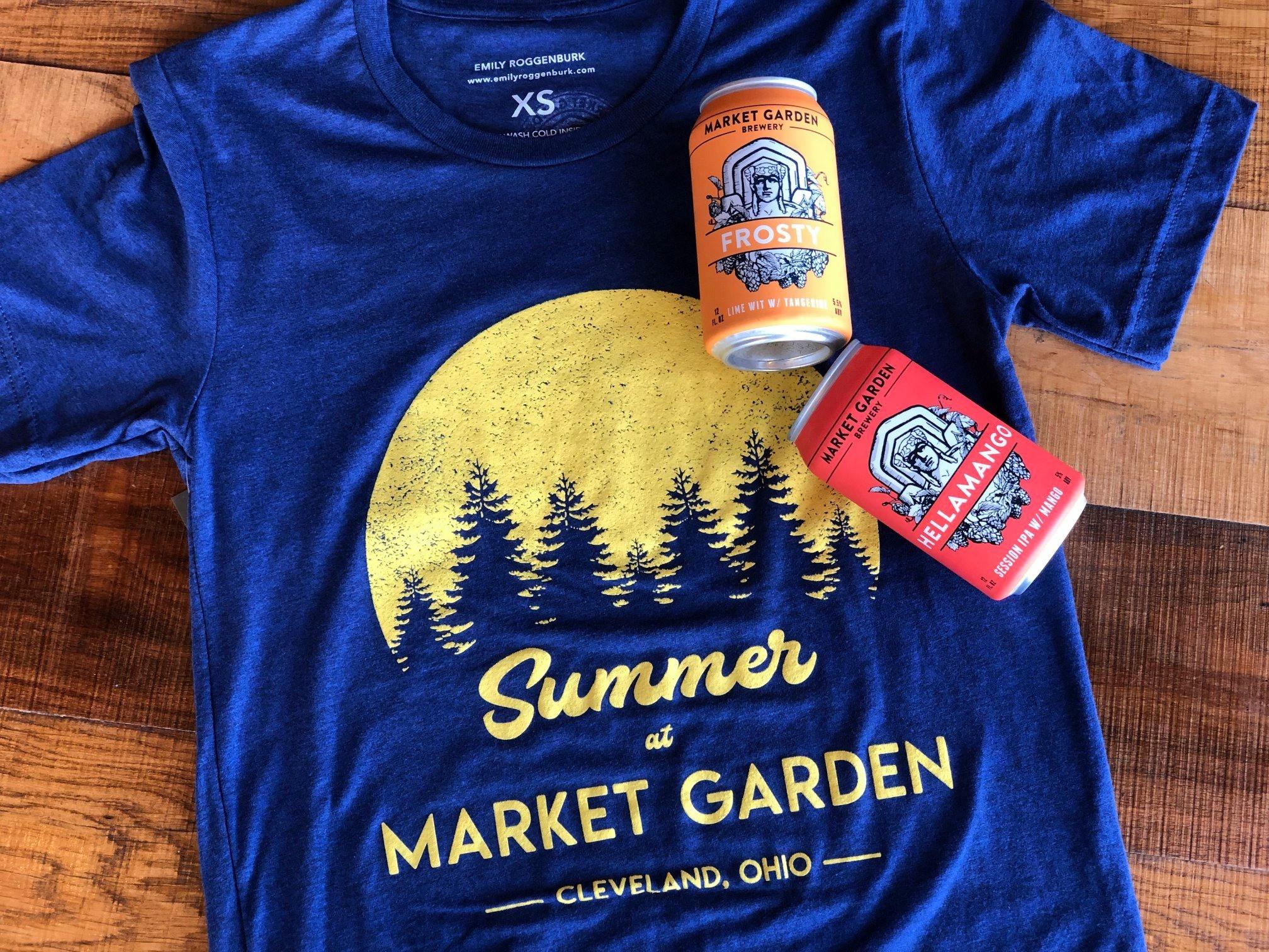 Summer @ MG T-Shirt (by emilyroggenburk)
