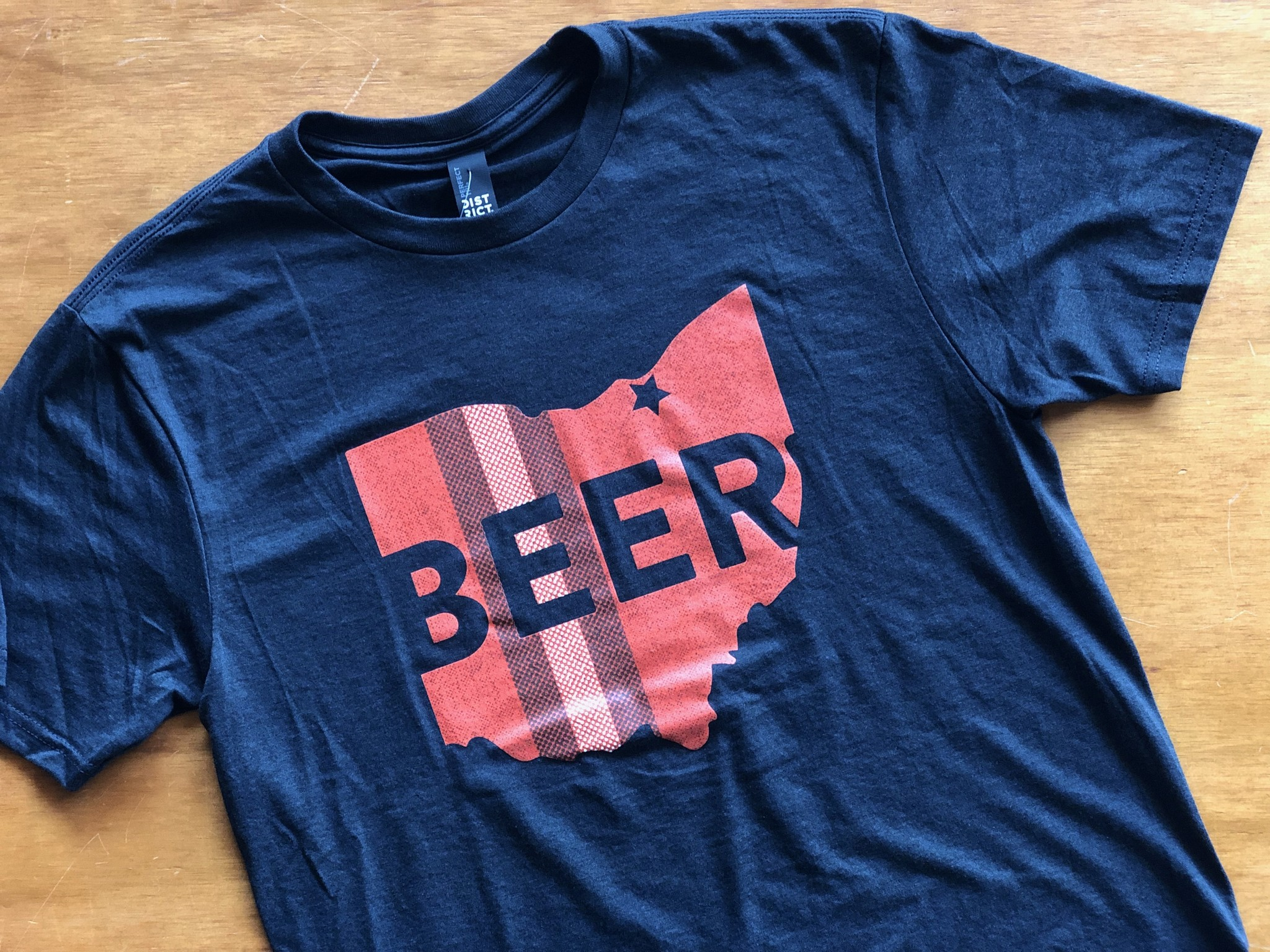 Browns Tri-Color Beerhio T-shirt