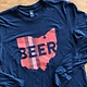 Browns Tri-color Beerhio Long Sleeve