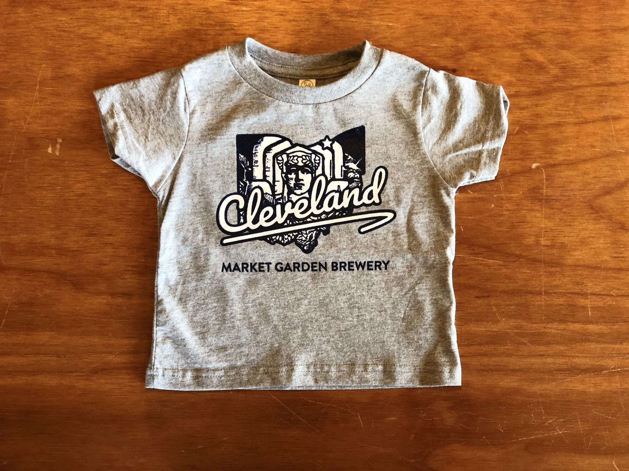 Cleveland Guardian Toddler Tee