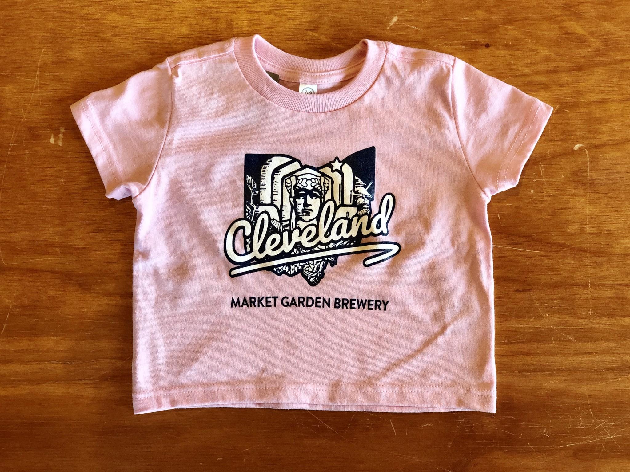 Cleveland Guardian Toddler Tee