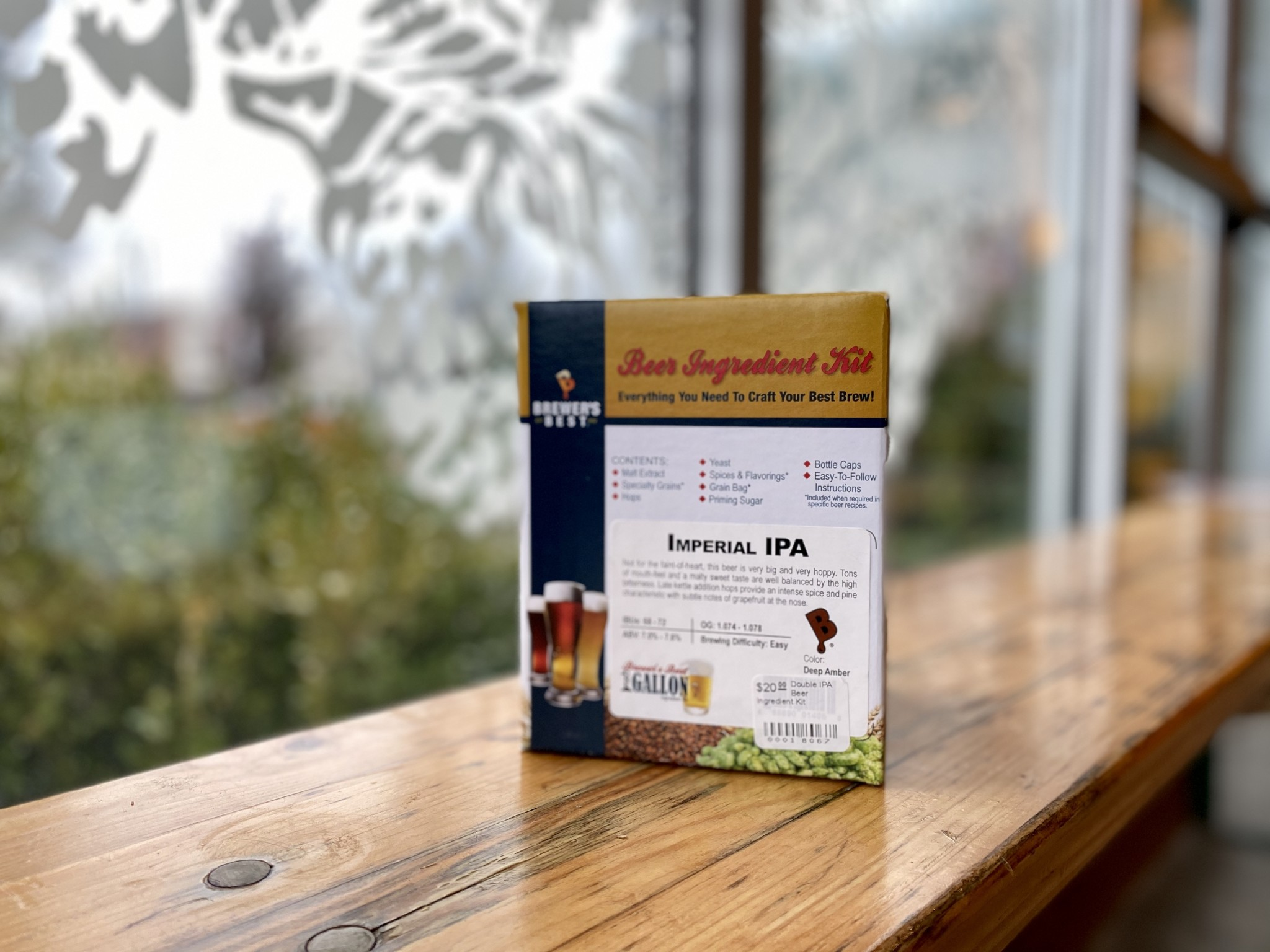 Double IPA Beer Ingredient Kit