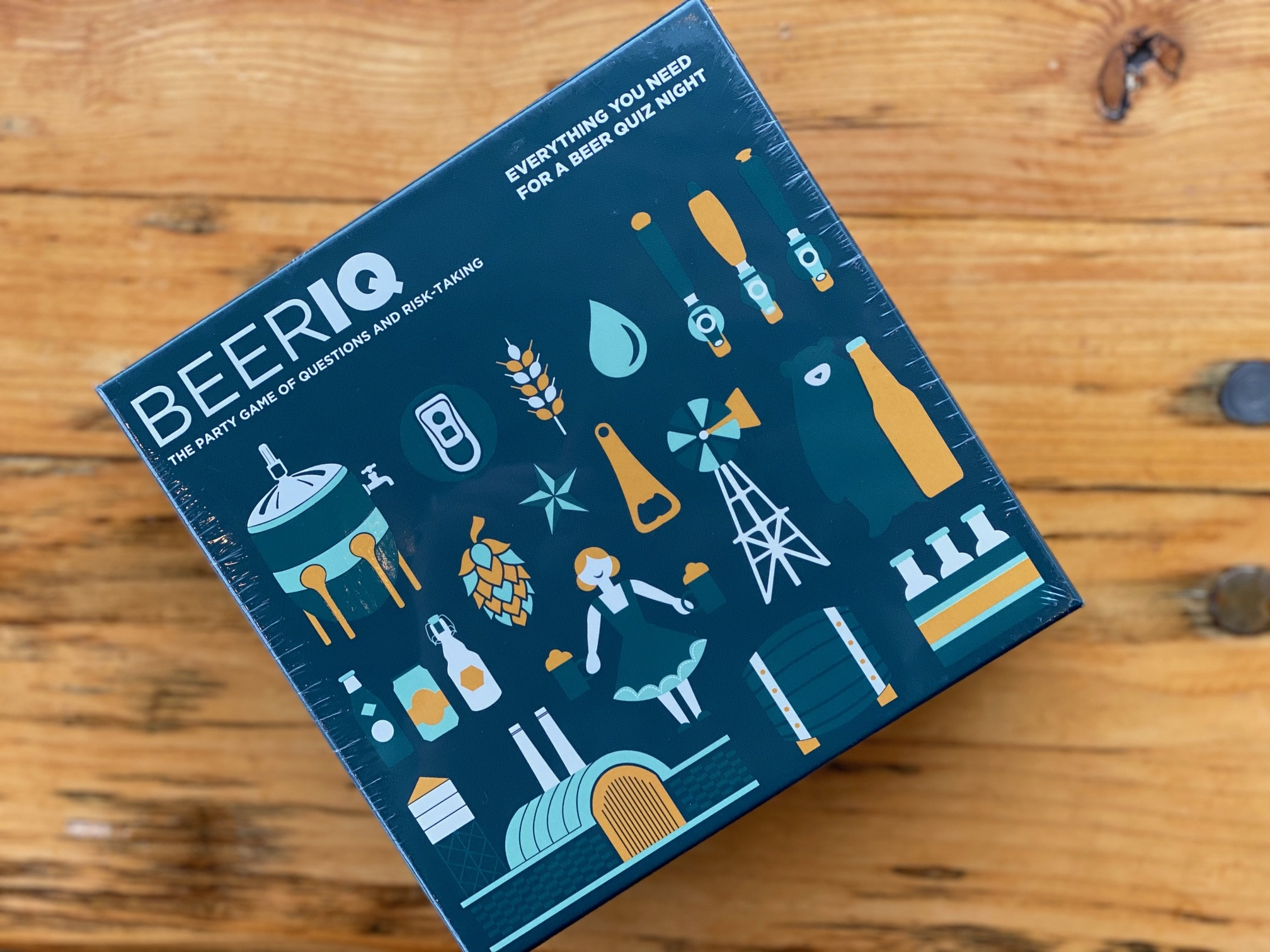 Beer IQ Game