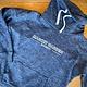 Guardian Outline Cowl-Neck Sweatshirt (W)
