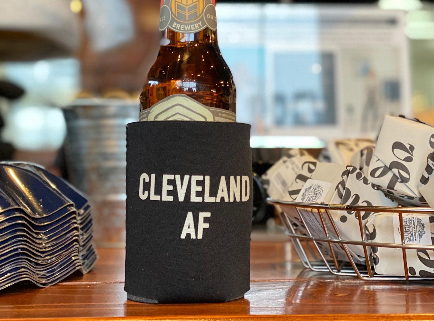 Cleveland AF Coolie