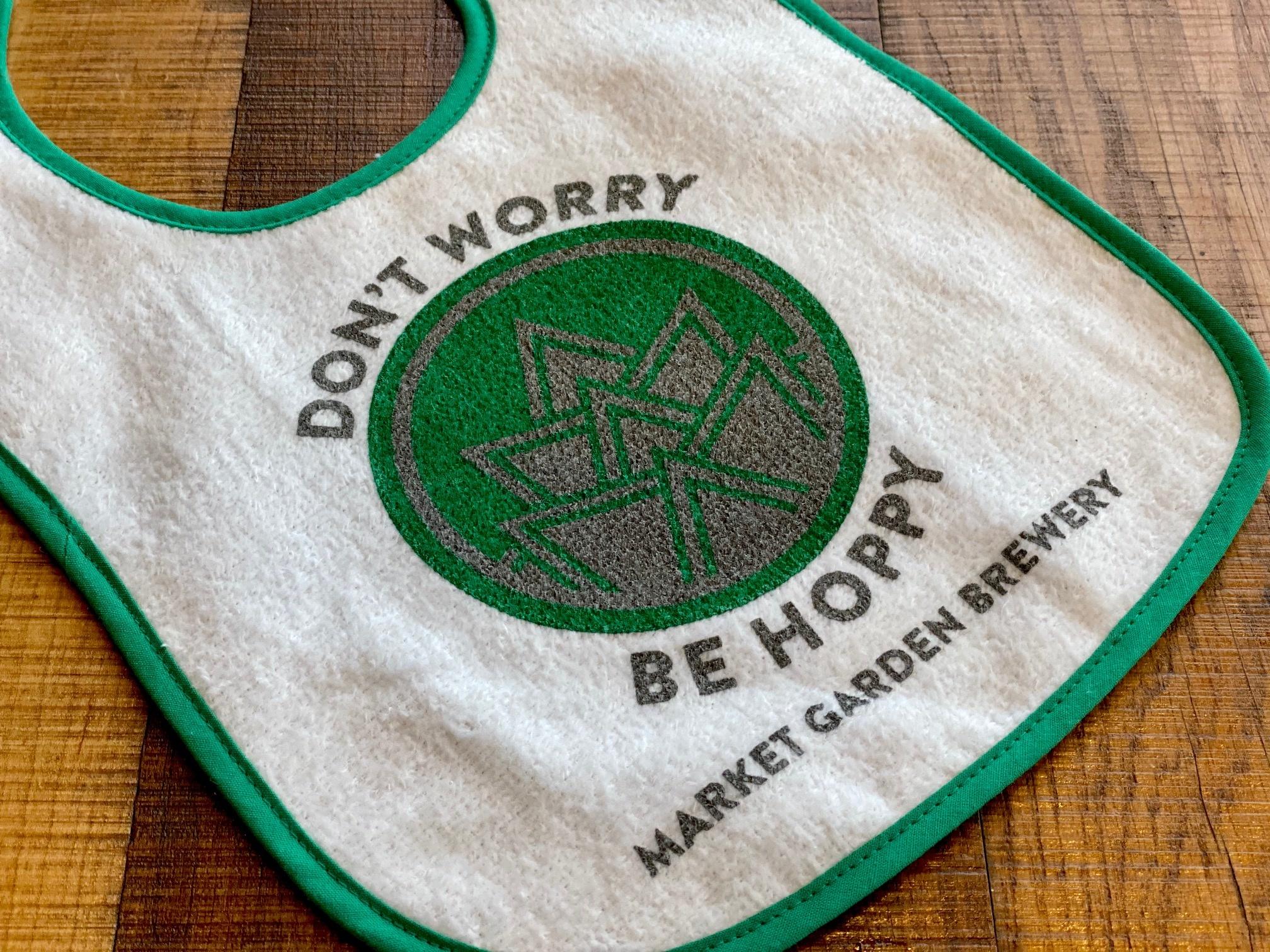 Be Hoppy Bib