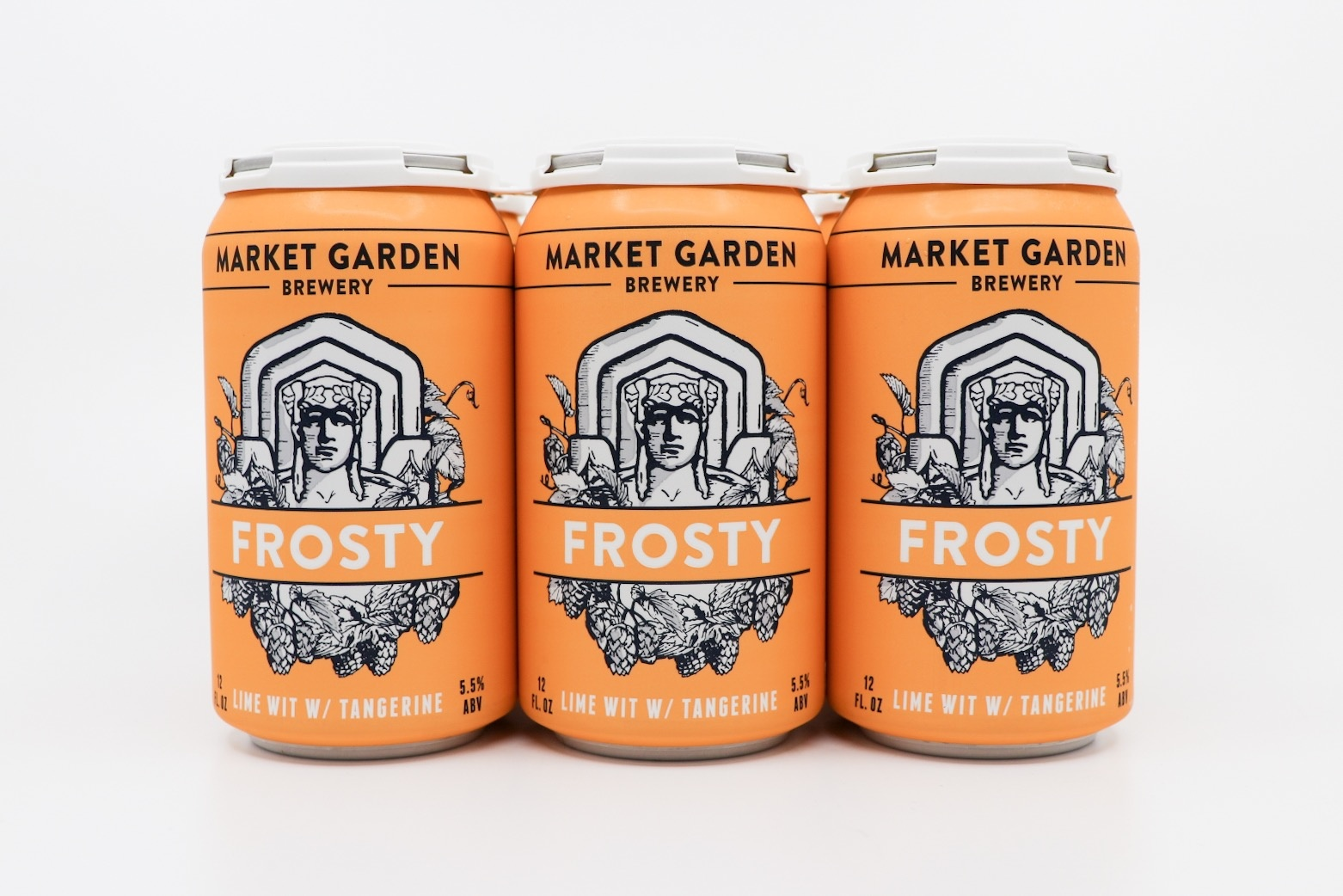 6 Pack: Frosty Lime Wit