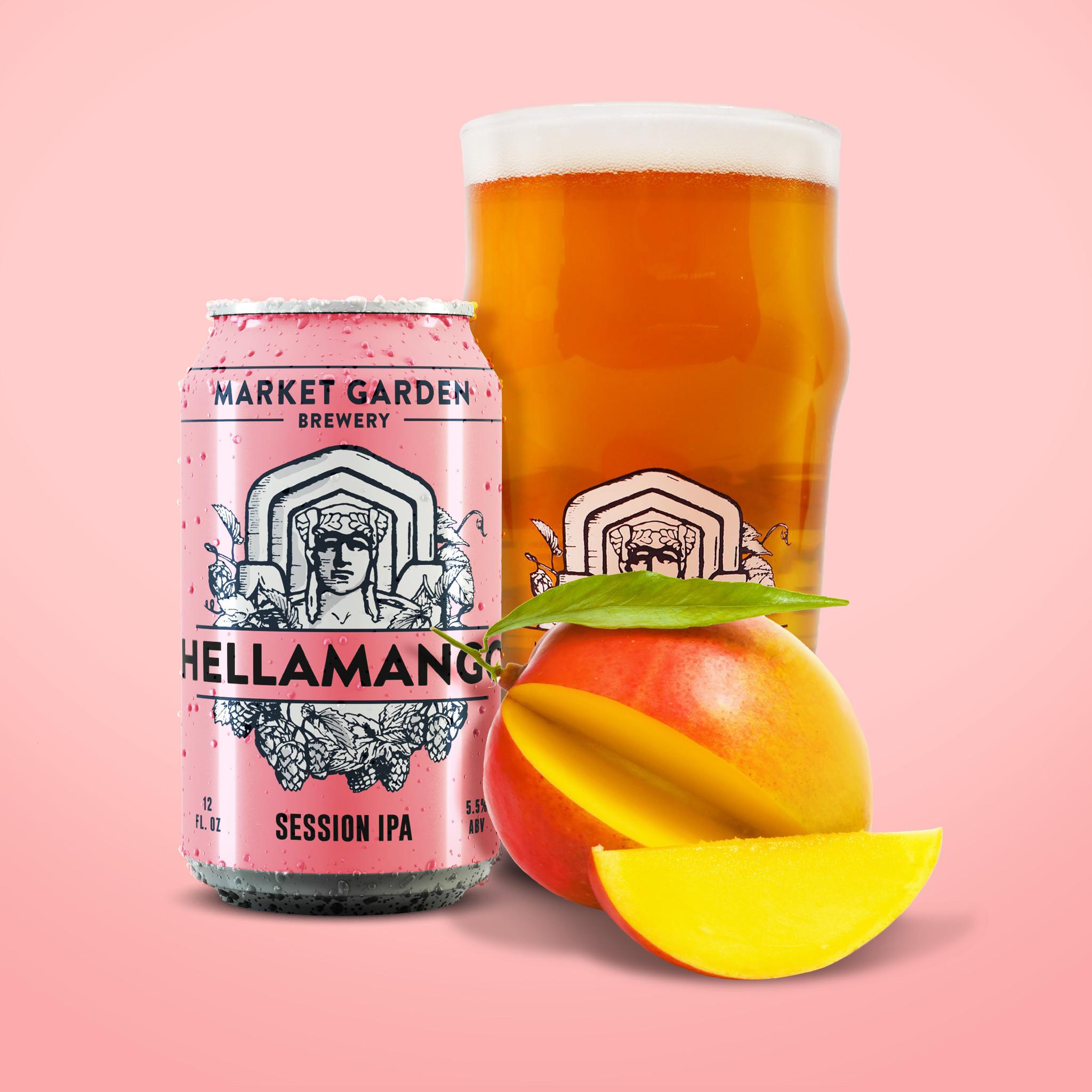 Hellamango IPA 6 Pack (cans)