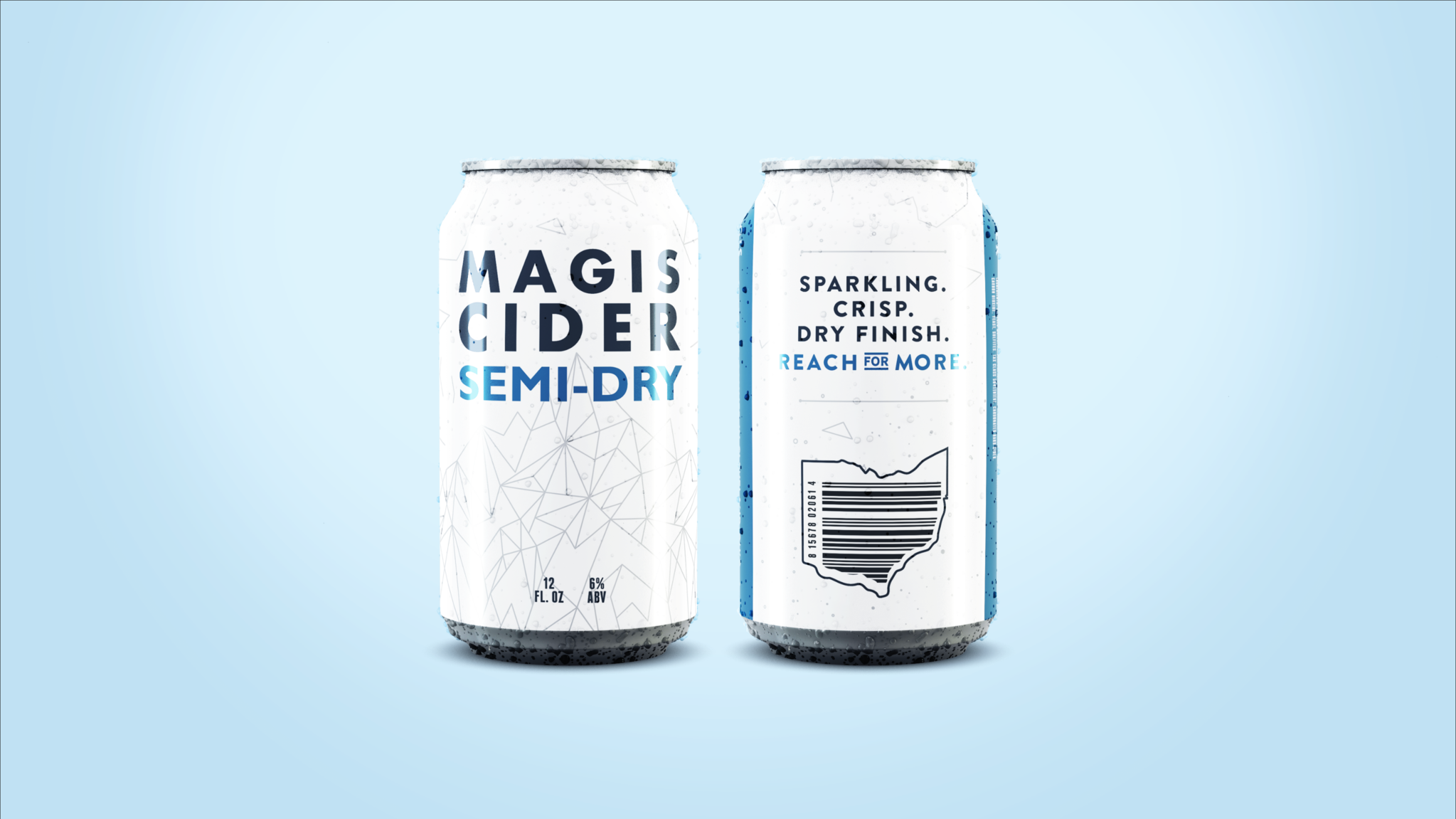 Magis Cider Semi-Dry 6-pack (cans)