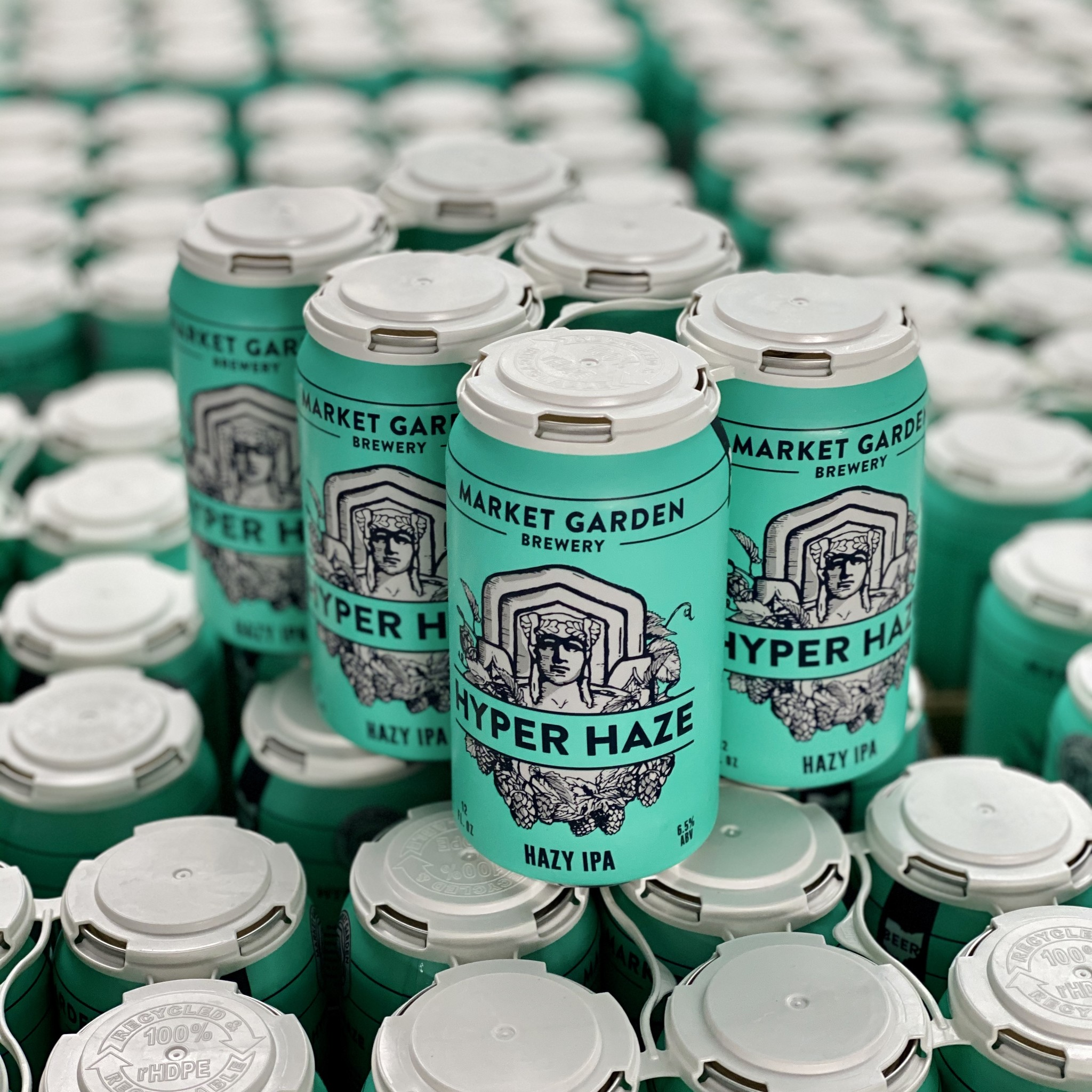 Hyper Haze Hazy IPA 6-pack (cans)