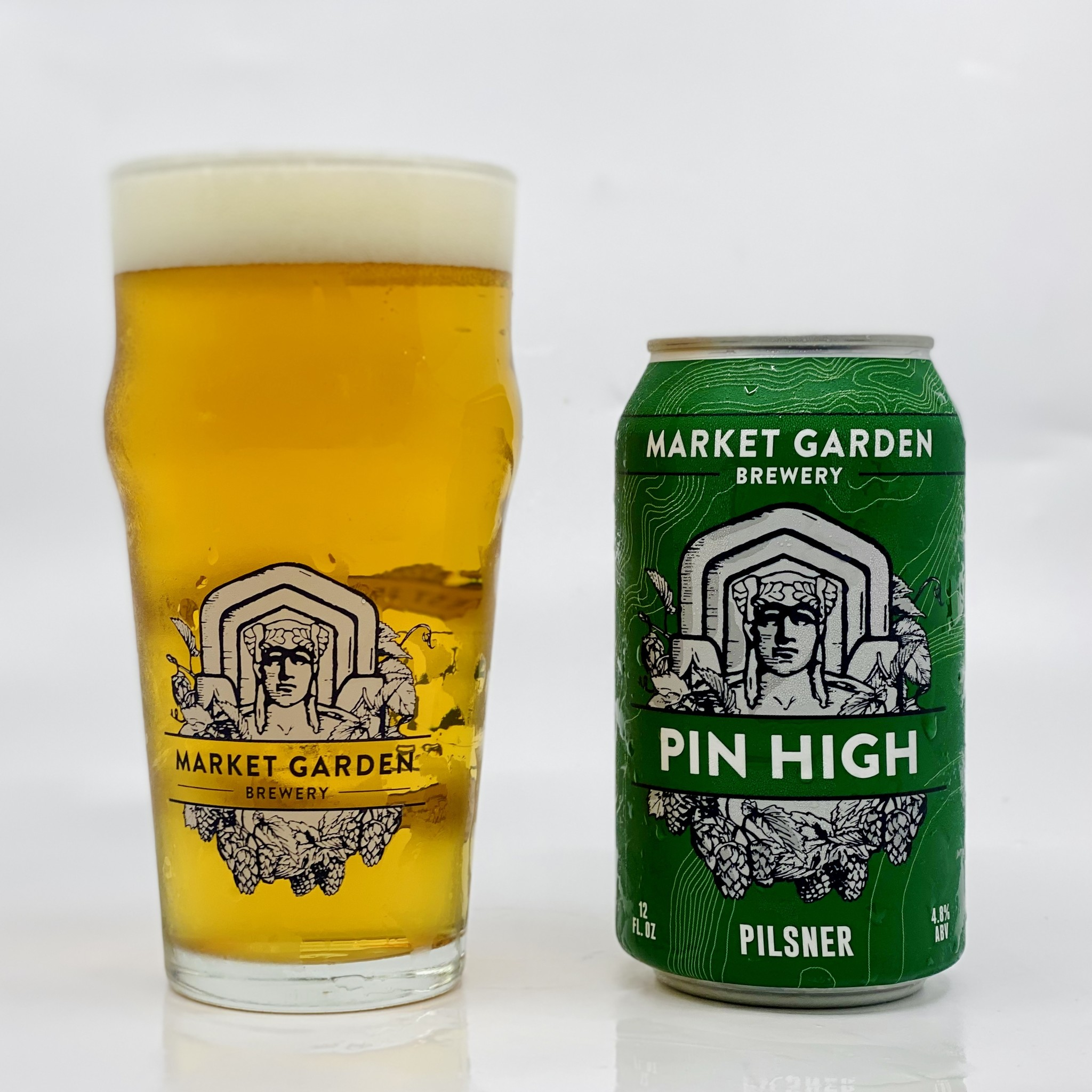 Pin High Pilsner 6-pack (cans)
