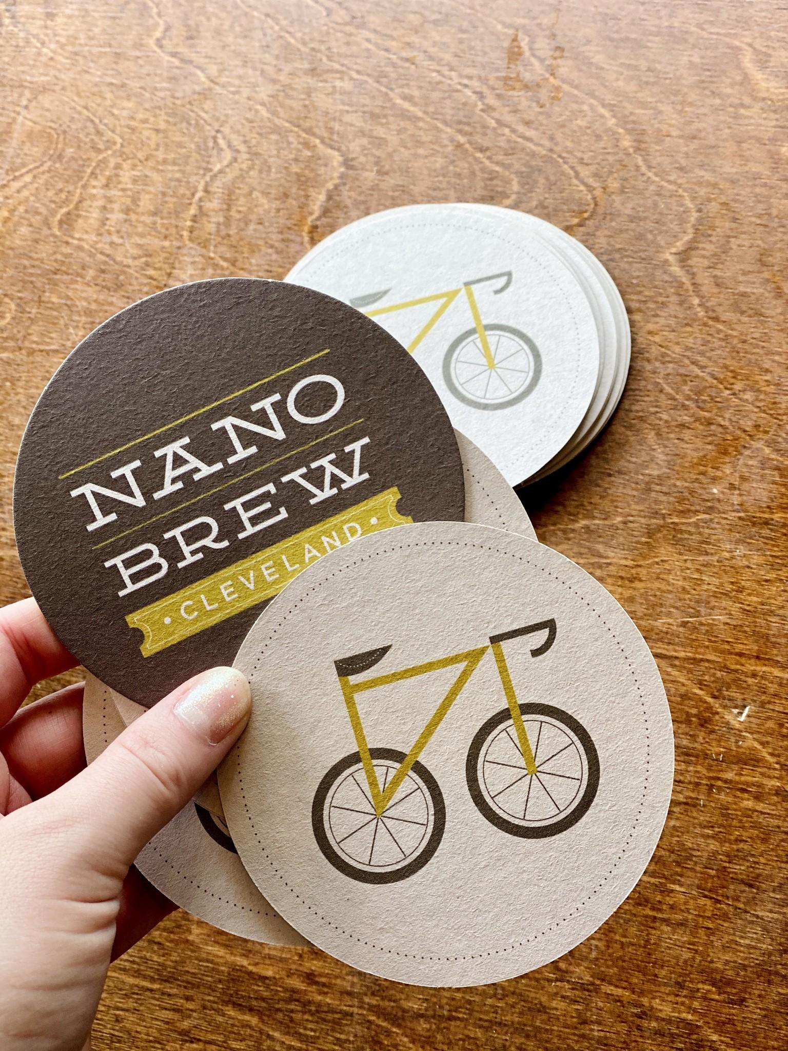 Nano Brew Coaster Set