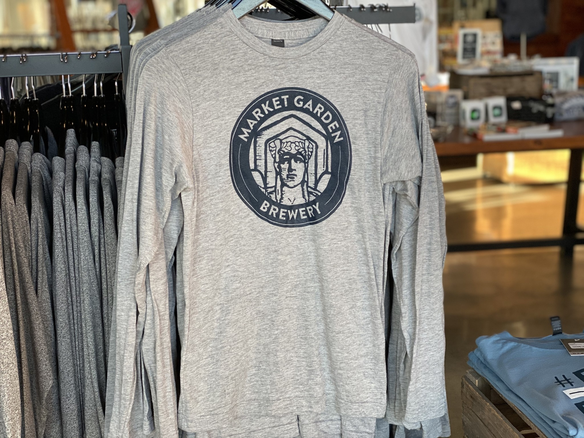 MGB Circle Badge Long Sleeve