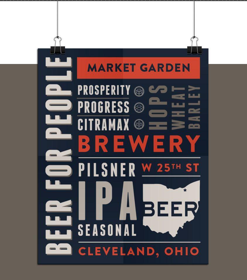 Beer For People Art Print