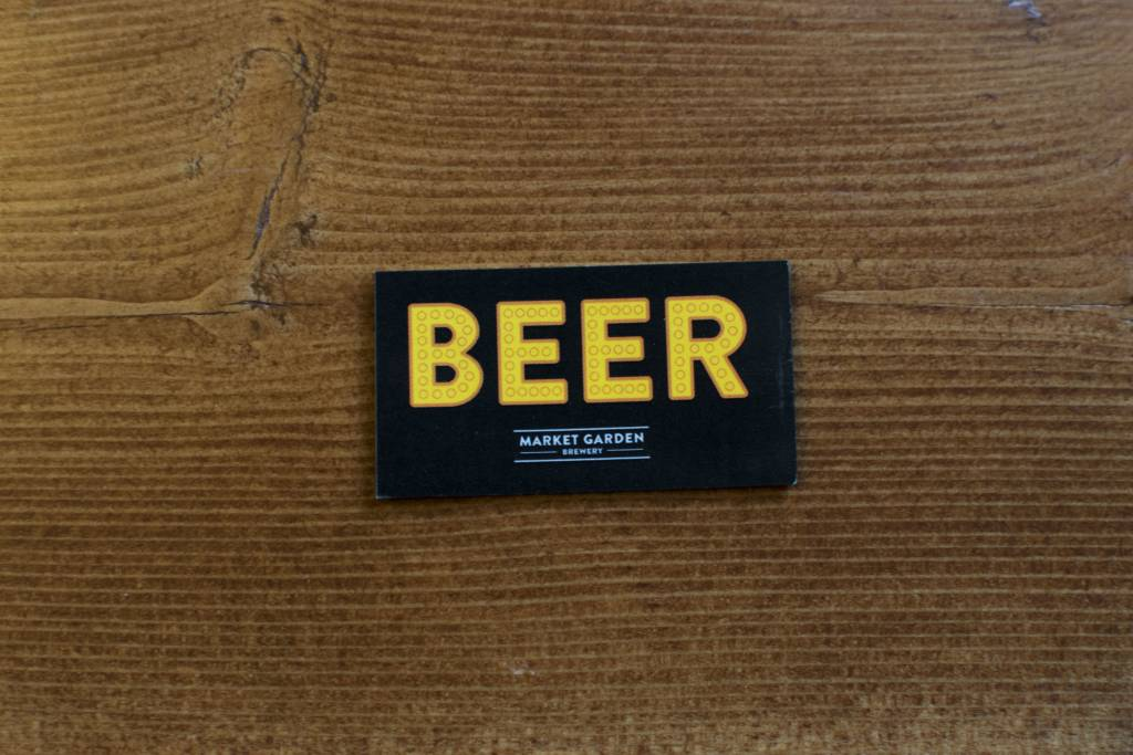 Magnet - Beer Sign