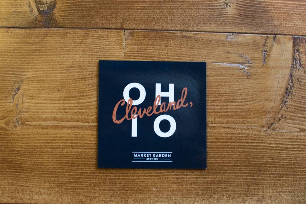 Cleveland O-H-I-O Magnet