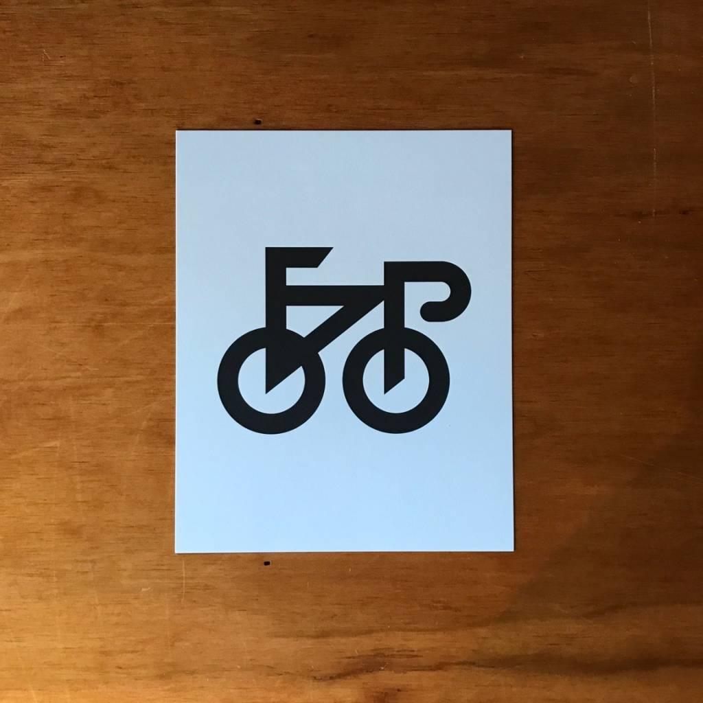 Nano Bike Print