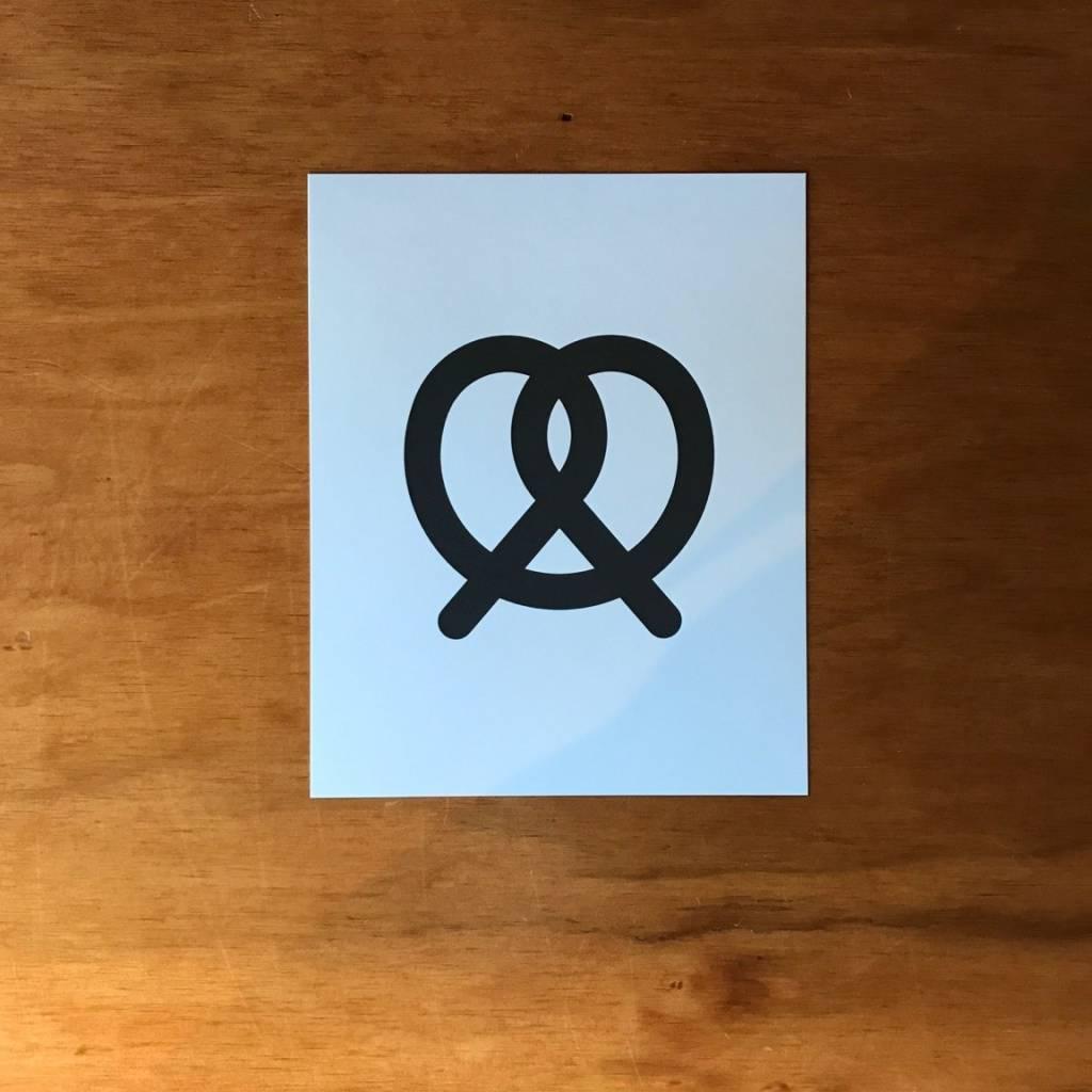 Nano Pretzel Print