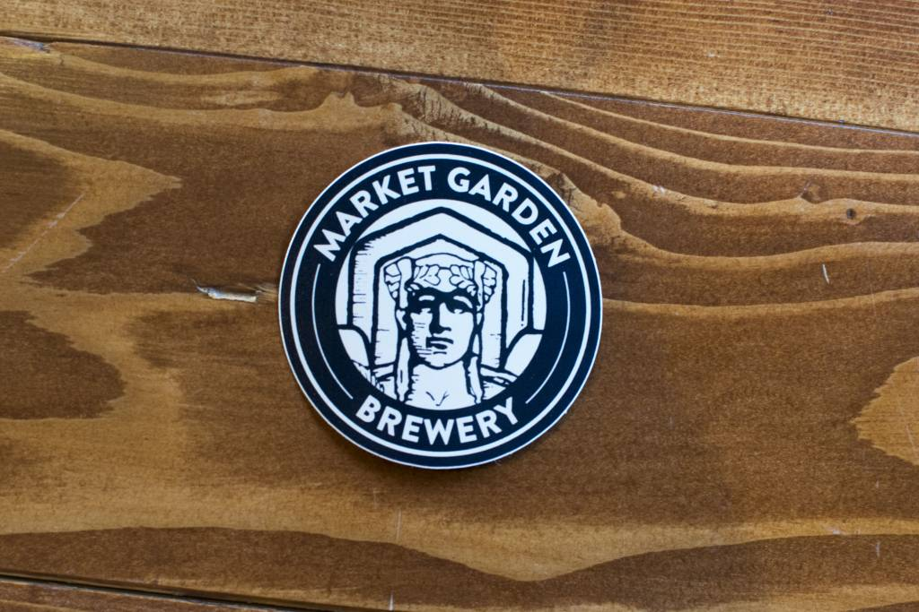 Sticker - Guardian Circle