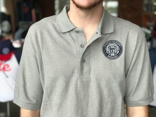 MGB Circle Badge Polo