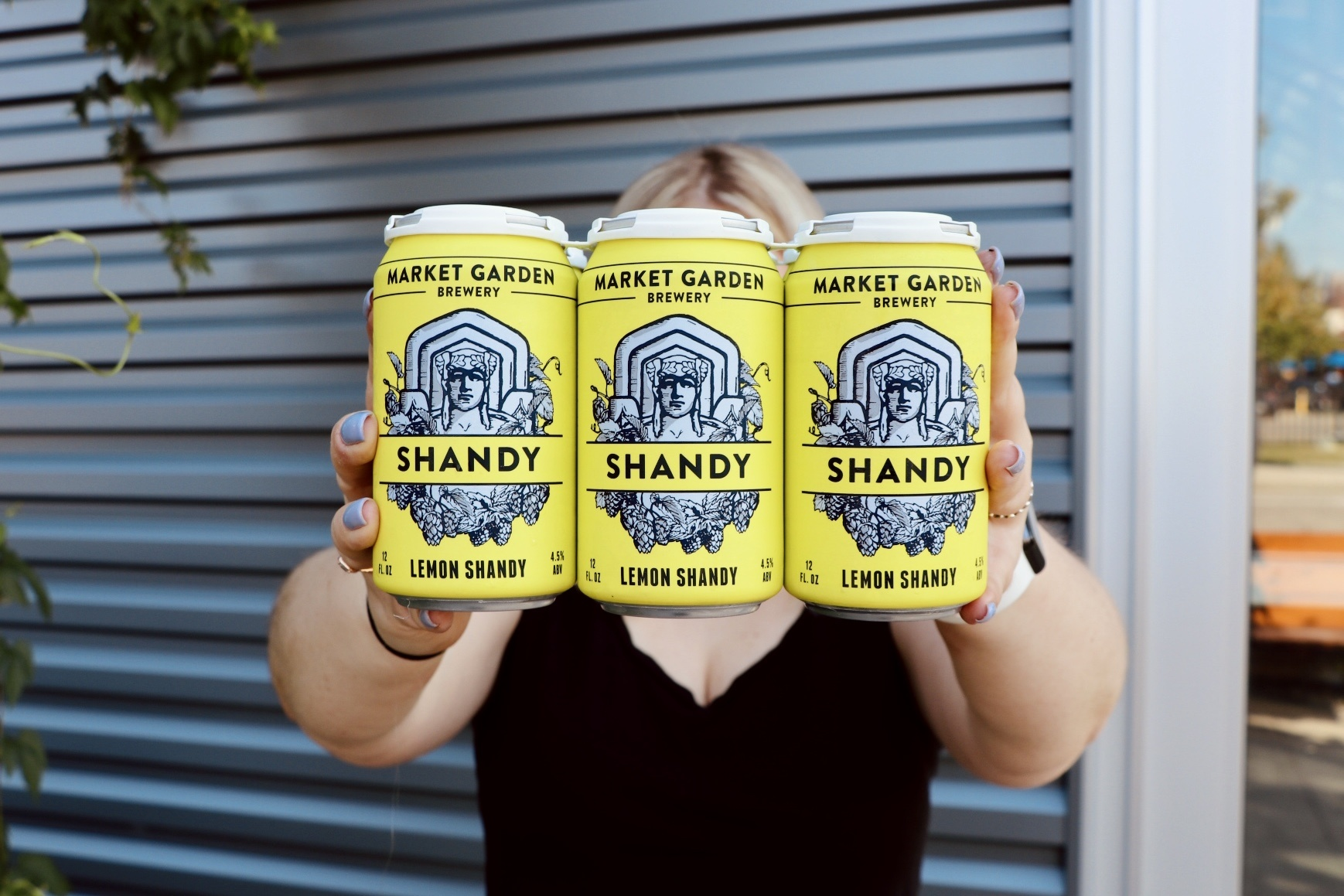 Shandy Lemon Shandy 6-Pack (cans)