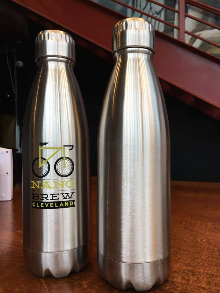 Nano Insulated Water Bottles