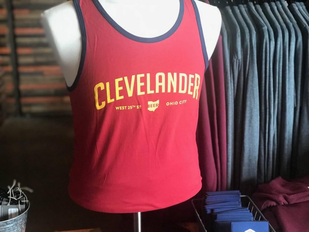Cavs Clevelander Ringer Tank
