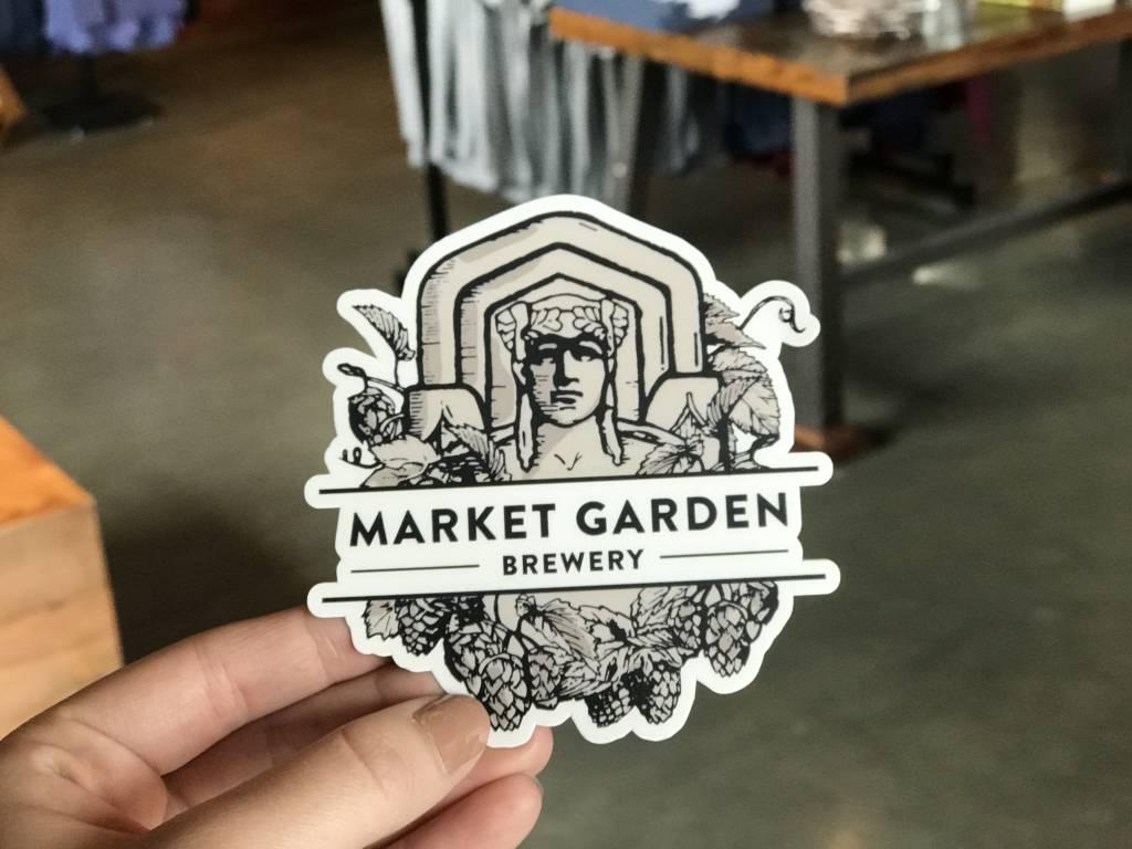 Bumper Sticker - Guardian