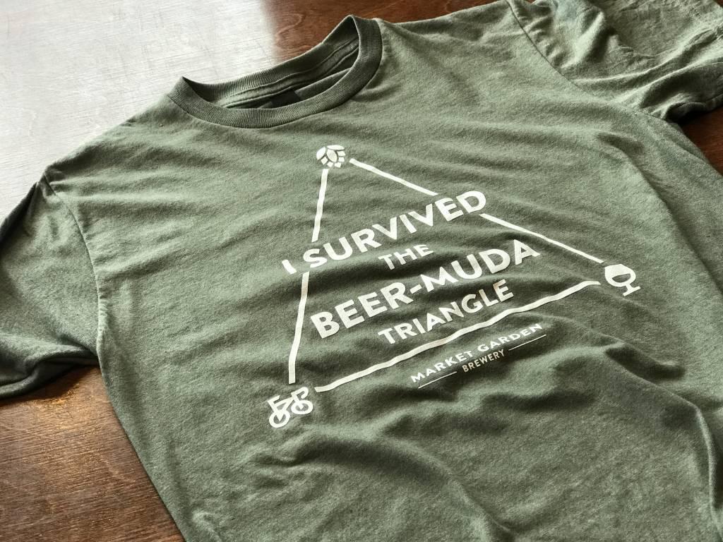 Beermuda Triangle T-Shirt