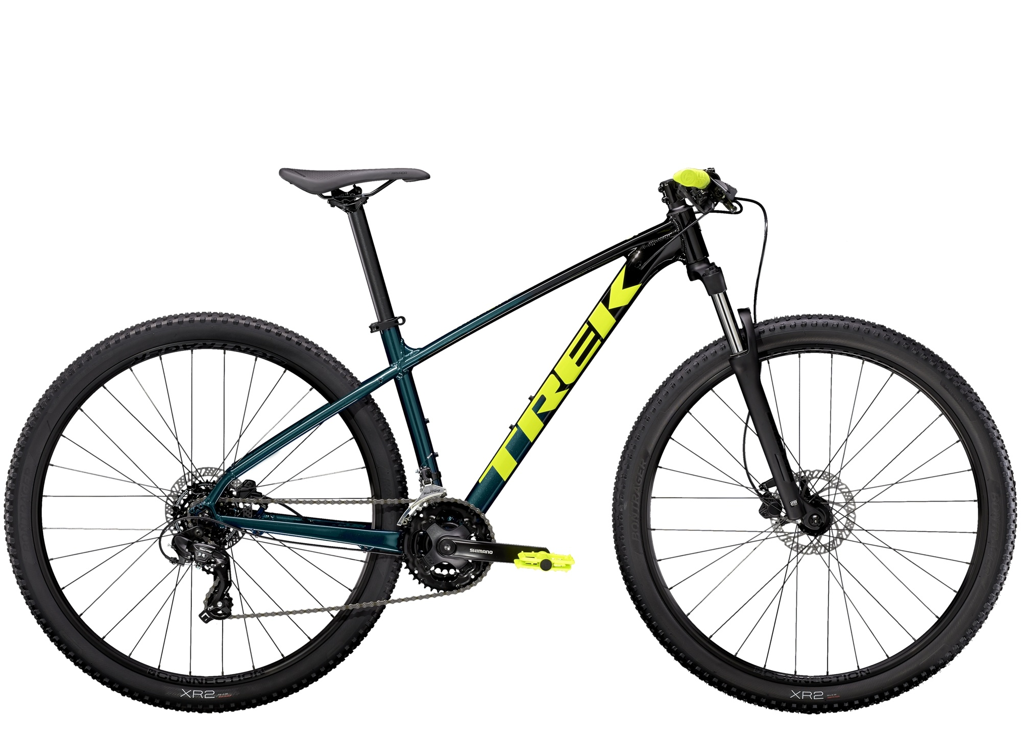 Marlin 5 S 27.5 Dark Aquatic/Trek Black