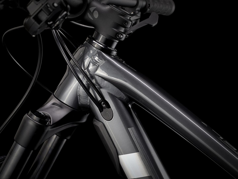 Top Fuel 7 SX S Lithium Grey/Trek Black