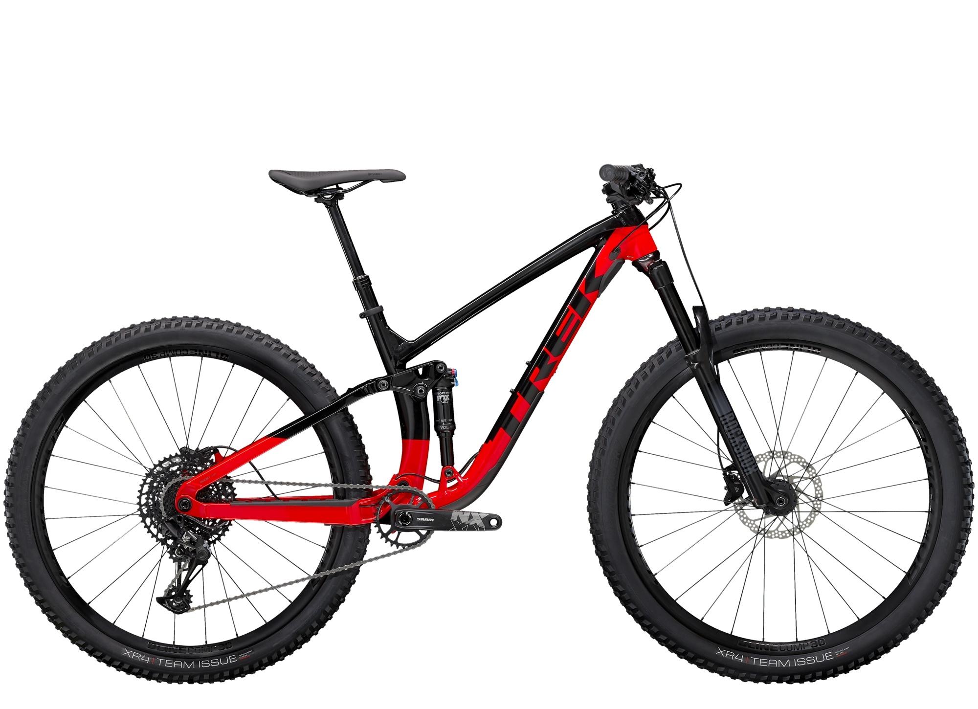 Fuel EX 7 NX L 29 Trek Black/Radioactive Red