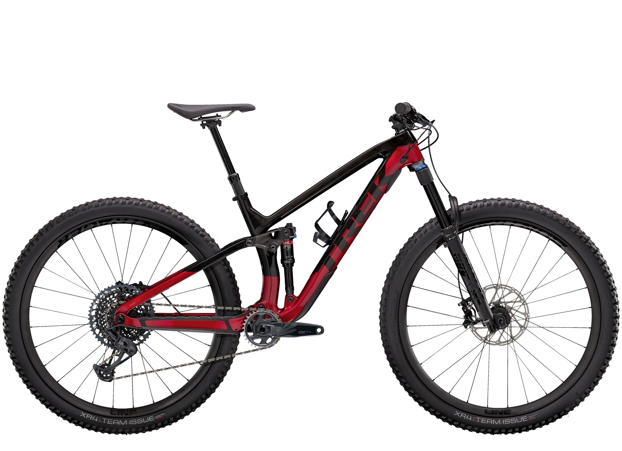 Fuel EX 9.8 GX L 29 Raw Carbon/Rage Red