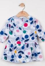 Catimini Blue Floral Dress
