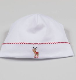 Kissy Kissy White Tis the Season Hat