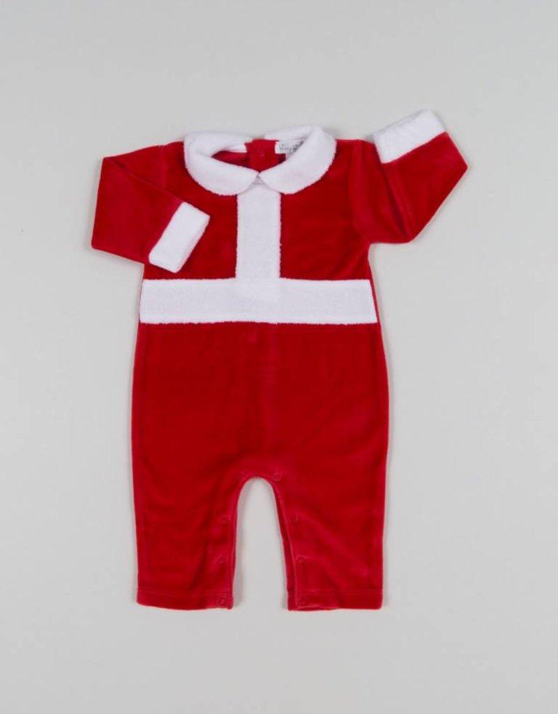 Kissy Kissy Red Santa Suit & Hat