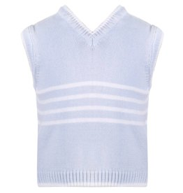 Patachou Boys Blue Sweater Vest
