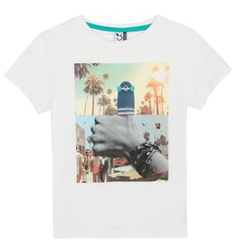 Skateboard Thumbs Up Tee