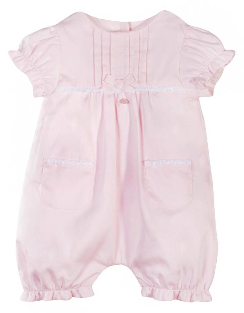 Patachou Girl Pink Romper