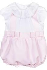 Patachou Girl Pink & White Bubble