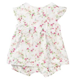 Patachou Girl Liberty Print Bubble