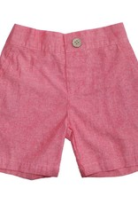 Fore Axel & Hudson Boys Red Bermuda Shorts