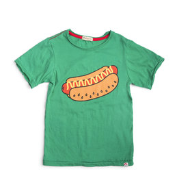 Appaman Green Hot Dog T