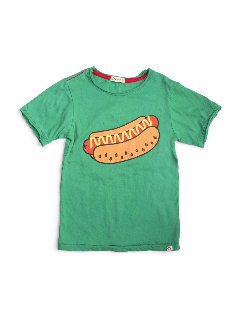 Appaman Green Hot Dog T
