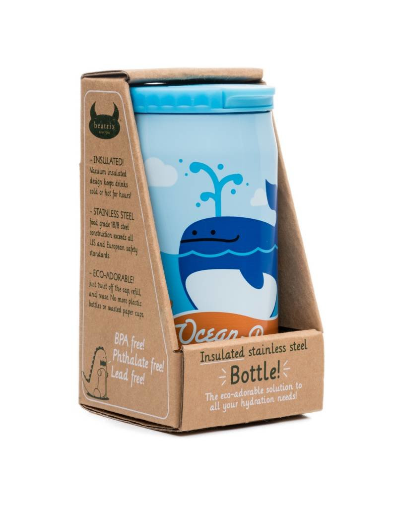 Beatrix NY Shark/Whale Cozy Can