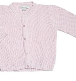 Kissy Kissy Pink Knit Cardigan