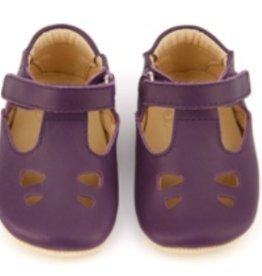 Young Soles Tippi T-Bar Purple
