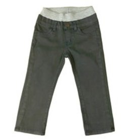 Charcoal Twill Pant