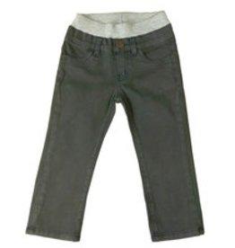 Hoonana Charcoal Twill Pants